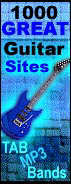 1000 Great Guitar Sites