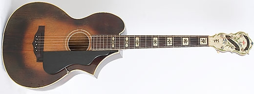 1930 Recording 4 Guitar