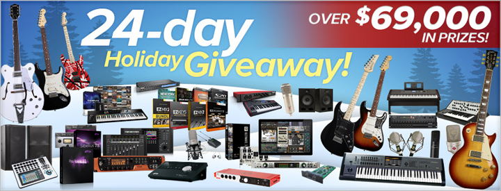 24 day giveaway