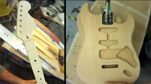 A Strat is Born