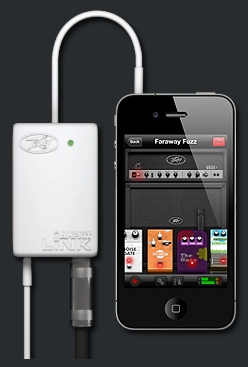 ampkit app ampkit link guitar interface review for iphone and ipad guitarsite. Black Bedroom Furniture Sets. Home Design Ideas