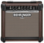 Behringer AT108 15-Watt Ultracoustic Amplifier