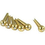 D'Andrea Brass Bridge Pins