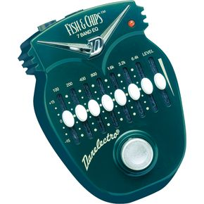Danelectro DJ14 Fish and Chips