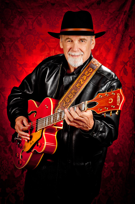 Duane Eddy with his Signature Gretsch