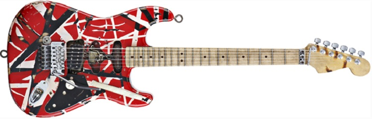 EVH Frankenstein Replica