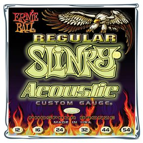 Ernie Ball Regularly Slinky Acoustic