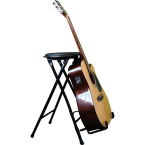 Farley's StagePlayer II Guitar Stool and Stand