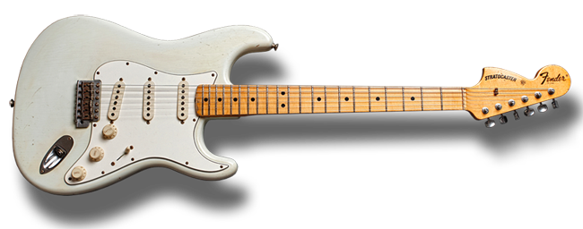 Fender Custom Shop Limited Edition 1969 Relic Stratocaster