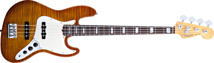 Fender Select Jazz Bass