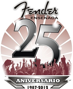 Fender Mexico Celebrates 25th Anniversary