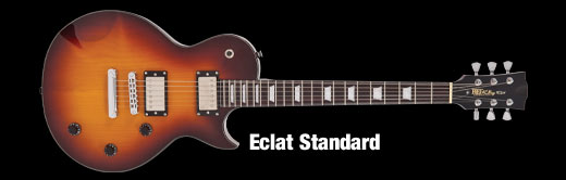 Fret-King Black Label Eclat