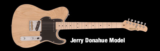 Fret-King Jerry Donahue