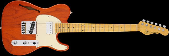 G&L Bluesboy Semi-Hollow Guitars