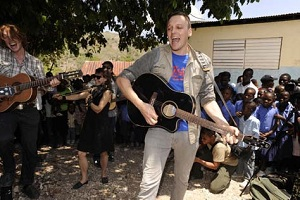 Haiti Recieves Guitar Donations form Godin