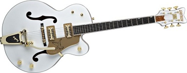 Gretsch Guitars G6136T White Falcon