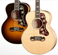 Gibson J-200 M Trophy 75th Anniversary