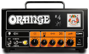 Orange Amps Jim Root Signature #4