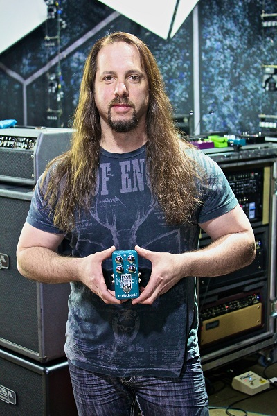 John Petrucci TC Electronic The Dreamscape