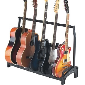 K&M Guardian 5 Guitar Stand