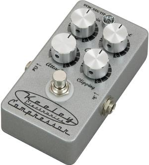 Keeley 4-Knob Compressor