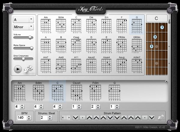 Another Way To Approach Guitar Chord Progressions Guitarsite