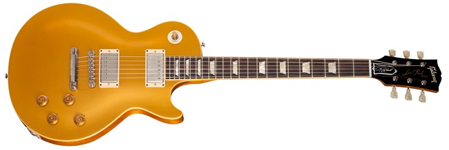 Lee Roy Parnell Signature '57 Les Paul Goldtop