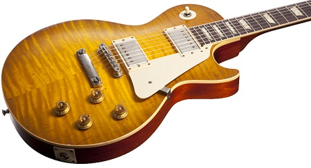 Les Paul Goldie