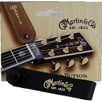 Martin Guitar Leather Strap Button