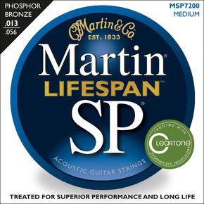 Martin SP Lifespan Coated (MSP7200)