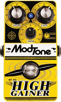 ModTone High Gainer Distortion MT-HG
