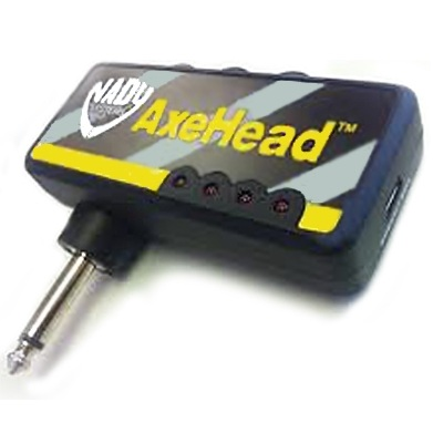 Nady AxeHead Guitar Headphone Amp