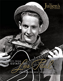 Property from the Estate of Les Paul