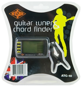 Guitar Tuner and Chord Finder