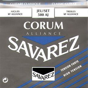 Savarez Corum Alliance 500AJ Classical