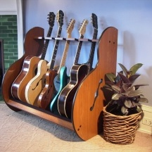 Session Standard Guitar Display Rack