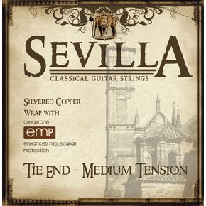 Sevilla Tie-end Classical Guitar Strings