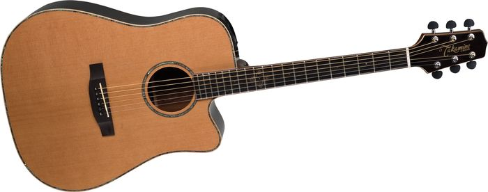 Takamine EG363SC Acoustic-Electric Guitar