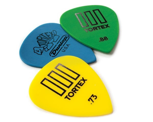 Tortex TIII Guitar Picks