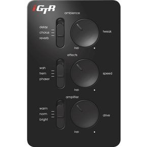 Waves iGTR Modeling Guitar Headphone Amp