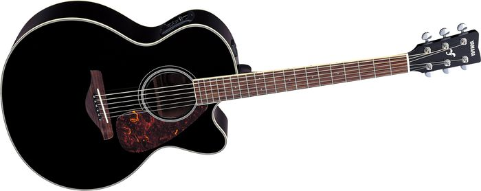 Yamaha FJX720SC Acoustic-Electric Guitar