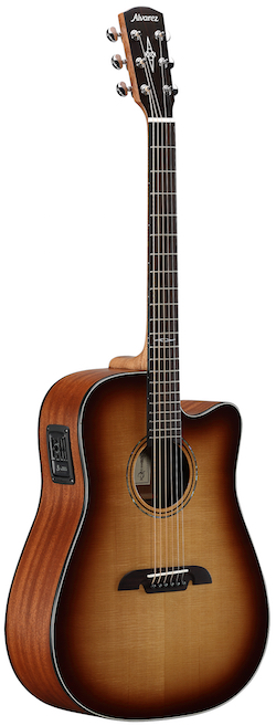 Alvarez AD60CESHB Acoustic-Electric