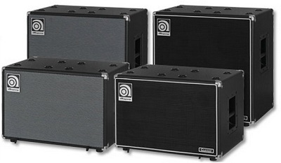 New Bass Cabs