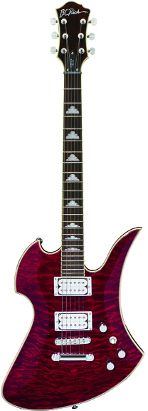 B.C. Rich Mockingbird Contour X