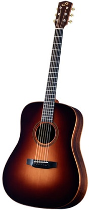 Bedell Guitars 1964 and Coffeehouse Series