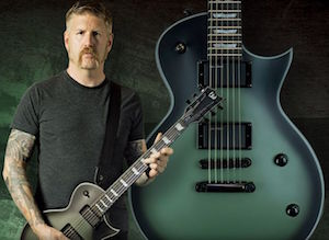 ESP Guitars Bill Kelliher Signature