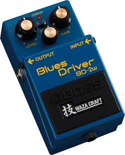 Boss Waza Craft Blues Driver BD-2W