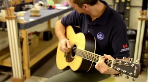 Larrivée Guitars Move to the US