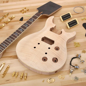 Grizzly H6082 Heirloom Guitar Kit