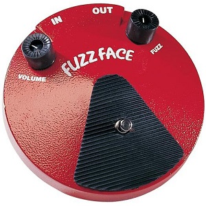 Dunlop JD-F2 Dallas-Arbiter Fuzz Face